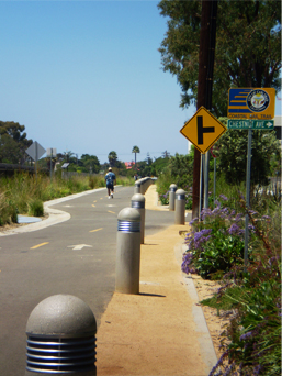 San Diego Ped/Bike Trail